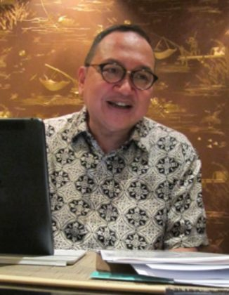 Drs. Freddy Herman Tulung, MUA